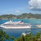 cruise ships calling the Friendly Island